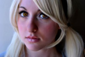 Babydoll Close-up by CertifiedOtaku593