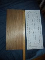 Cribbage Project in the Making by kayanah