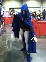 Raven: Teen Titans by bonnafett44