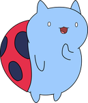 Catbug Vector by Deathirst