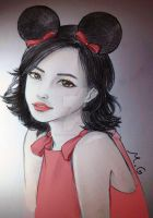 Minnie girl by Amyvalentine17