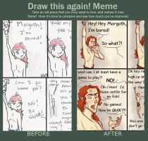 Draw This Again meme by 7hot-feanorians
