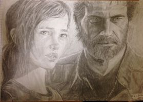 The last of us by ofeky