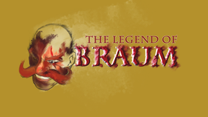 The Legend of Braum by Andreschickenmode