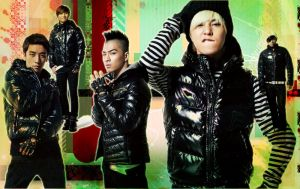 Big Bang Christmas Wallpaper by Heavenly-Maiden