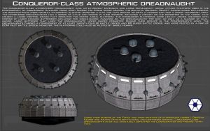 Conqueror atmospheric dreadnaught ortho [New] by unusualsuspex