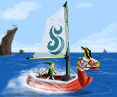 Sailing, Sailing by hyenacub