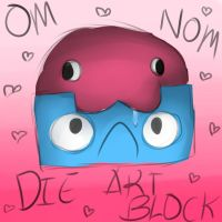 THESE ARE THE AFFECTS OF ART BLOCK ono by Samooraii