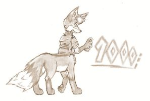 1000 pageviews in the wall by BrownFox