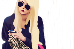 Taylor Momsen by Little-Red-Kitty