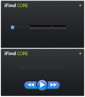 iFind CORE UI by lil-naruto