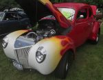 (1940) Ford Coupe [Custom] by auroraTerra