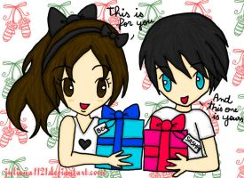Gift for Kevin by Juliana1121