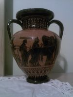Greek Pot by L-Young