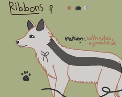 ribbons - ref by Owlcat113
