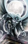 Moon Knight by TyrineCarver
