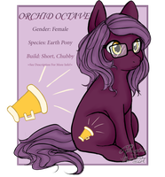 [PROFILE] Orchid Octave [Updated!] by Prospitian-Monarch