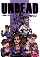 Undead cover by 0viper0