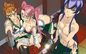 Highschool of the Dead by NinjaMia