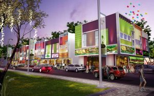 Bintara Shophouse 01 by vaD-Endz
