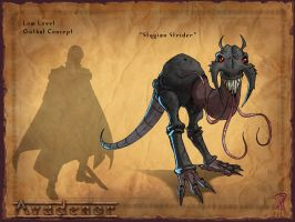 Gothul Concept by Hyptosis