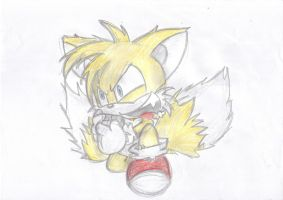 psychotic tails by LeniProduction