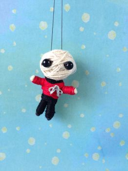 Captain Picard String Doll by Quendrega