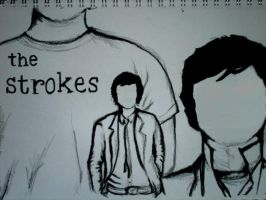 The Strokes by mdamien