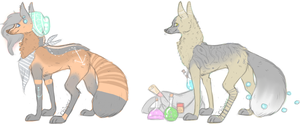 Canine auction {closed} by Rhisper