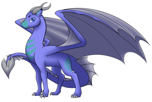 Drako Blue by Hearts-and-Hooves