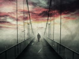 .:A Lonely Path:. by DanCrystalis