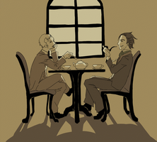 Tea time by that-nobody