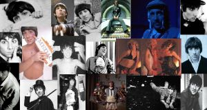 Keith Moon-tage by DramaGeek528