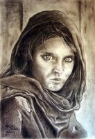 Sharbat Gula by VickyTico