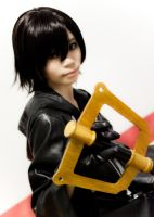 Kingdom Hearts: Xion by magnadel