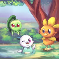 Pokemon Drawing Challenge: Day 21 by honrupi