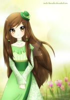 .: Maiden of the Meadows :. by smile-himechii