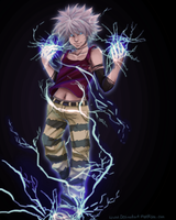 Godspeed Killua by Monksea