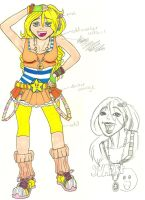 Sunkist Concept drawings by color-freak1