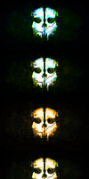 Call of Duty Ghost by tiberius121212