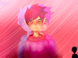 Pink Colors(Re-done) by mayiaina