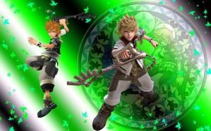 Ventus wallpaper by RoxasTsuna