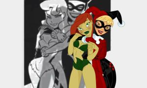 Harley And Ivy 3 by Tompach