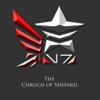 the Church of Shepard by Crazon