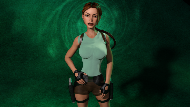 Classic Raider 42 by tombraider4ever