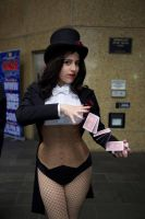 Zatanna by ChameleonCosplay