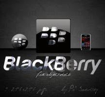 Blackberry for ObjectDock by PoSmedley