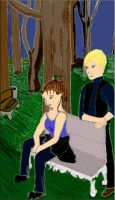 In the park by Kamico