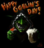 Goblins Day by AKB8