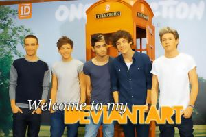 WELCOME 1D by londinesa